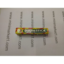 DRUMSTICK RASPBERRY AND MILK FLAVOUR CHEW