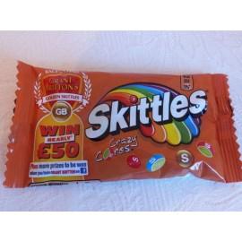 SKITTLES CRAZY CORES 55G