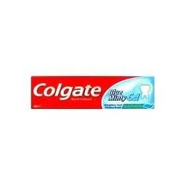 COLGATE FLUORIDE TOOTHPASTE BLUE MINTY GEL