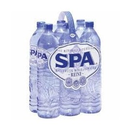SPA WATER 1.5 LITRE 6PACK