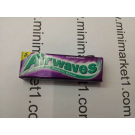 AIRWAVES BLACKCURRANT