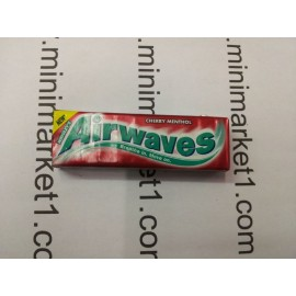 AIRWAVES CHERRY MENTHOL FLAVOUR