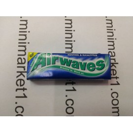 AIRWAVES MENTHOL AND EUCALYPTUS