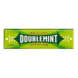 WRIGLEYS DOUBLEMINT 10 STICKS