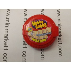 HUBBA BUBBA MEGALONG STRAWBERRY