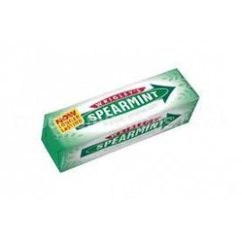 WRIGLEYS SPEARMINT 10 STICKS