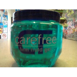 CAREFREE FIRM HOLD HAIR GEL