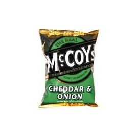 MC COY'S CHEDDAR & ONION