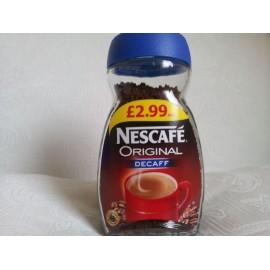 NESCAFE DECAFF 100G
