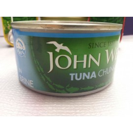 JOHN WEST TUNA IN BRINE