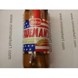 MEICA TRUEMAN'S AMERICAN STYLE HOT DOG 540G