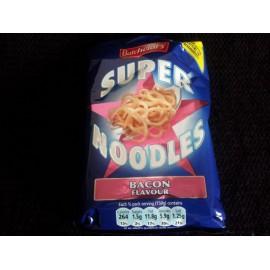 BATCHELORS SUPER NOODLES BACON FLAVOUR