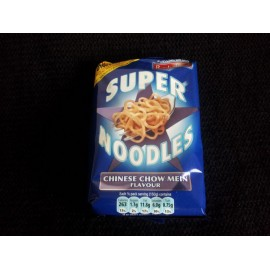 BATCHELORS SUPER NOODLES CHINESE CHOW MEIN FLAVOUR