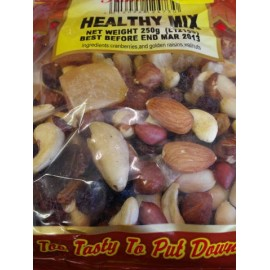 GINNI'S HEALTHY MIX