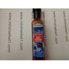 ENCONA WEST INDIAN ORIGINAL HOT PEPPER SAUCE 142ML