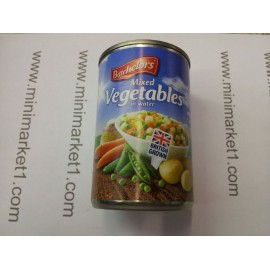 BATCHELORS MIXED VEGETABLES 300G