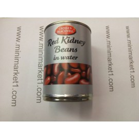 CROSSE & BLACKWELL RED KIDNEY BEANS 400G