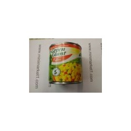 GREEN GIANT SWEET CORN WITH PEPPERS 340G