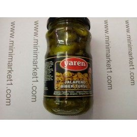 YAREN JALAPENO PEPPER PICKLES 350G