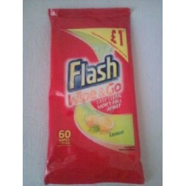 FLASH WIPE & GO