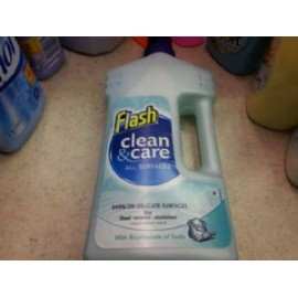 FLASH CLEAN&CARE ALL SURFACES