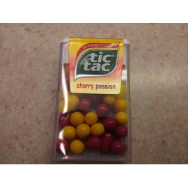 TIC TAC CHERRY PASSION