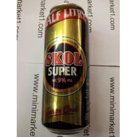 SKOL SUPER 500ML