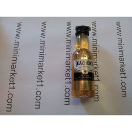 TEACHER'S MINIATURE 5CL