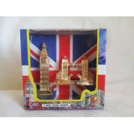 London City Big Ben & Tower Bridge