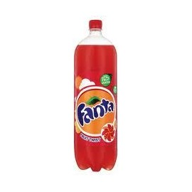 FANTA FRUIT TWIST 2 LITRE