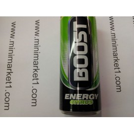 BOOST ENERGY CITRUS 250ML