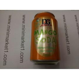 DG JAMAICA MANGO SODA 33CL