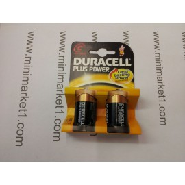 DURACELL C 2PACK
