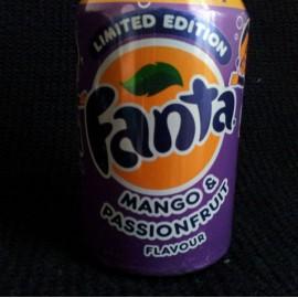 FANTA MANGO & PASSIONFRUIT 33CL