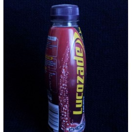 LUCOZADE ENERGY CHERRY 38CL
